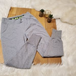 Nike Dri Fit Gray Joggers #1079